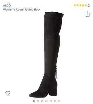 ALDO 2 Women's Adessi Riding Boot for Sale in Fairfax, VA