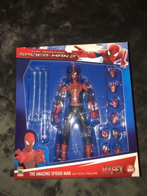 The Amazing Spider-Man Mafex Action Figure for Sale in Clovis, CA