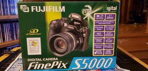 Fujifilm Digital Camera finepix S5000 for Sale in Ramsey, MN