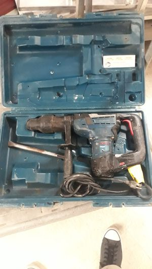 Bosch combination hammer for Sale in Chicago, IL