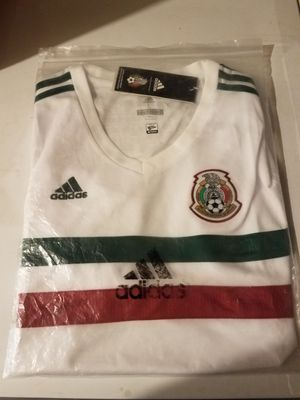 2018/2019 ADIDAS MEXICO AWAY WOMAN JERSEY for Sale in Montebello, CA