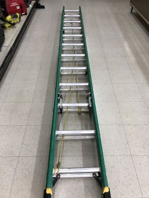 24 FT extension ladder for Sale in East Wenatchee, WA