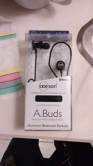 Acesori A.Buds Bluetooth Earbuds for Sale in Walton Hills, OH