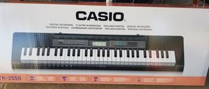 Digital Keyboard Casio with Stand OBO for Sale in Glendale, AZ