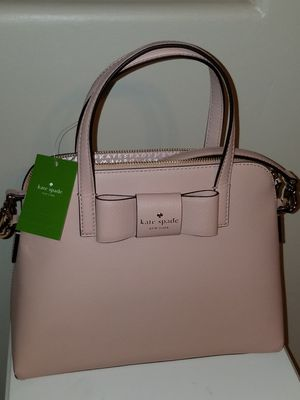 Kate spade blush bow bag for Sale in San Diego, CA
