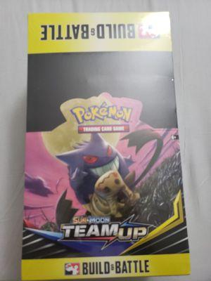 Pokemon Sun And Moon Team Up Prerelease Case for Sale in Tempe, AZ