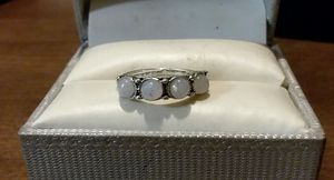 Brand New Fashion Opal Celtic Princess Ring. for Sale in Central Falls, RI