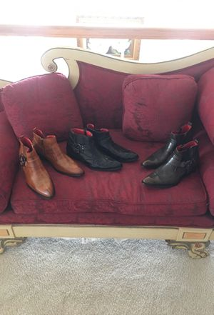 Ankle boots for Sale in Fairburn, GA
