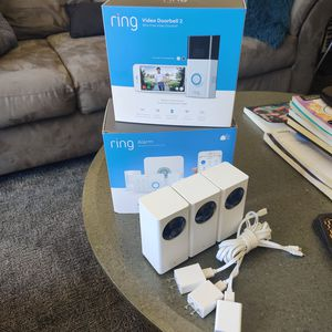 Complete Ring/Wyze Security System for Sale in Milford, CT
