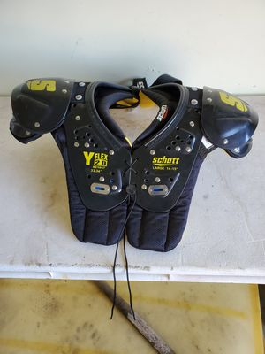 Shoulder pads great condition for Sale in Fresno, CA
