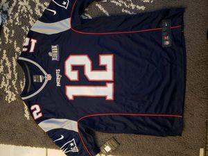 PATRIOTS BRADY JERSEY for Sale in Lynwood, CA
