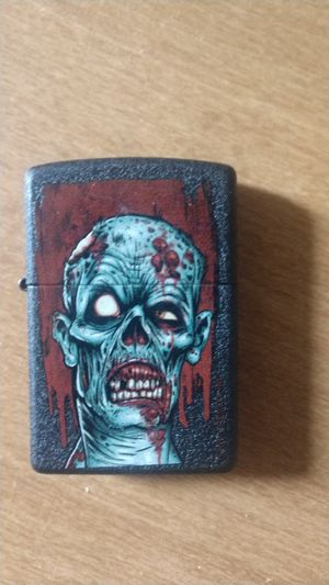 Zombie Zippo lighter for Sale in Louisville, KY