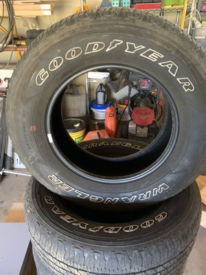 275/65R18 tires for Sale in Booneville, MS