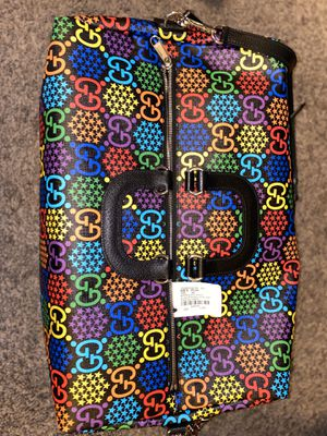 Gucci duffle Bag for Sale in Tacoma, WA