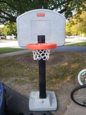 Fischer's Price Basketball Hoop for Sale in Hoffman Estates, IL