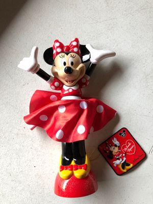 Minnie Mouse spin toy older piece for Sale in Manassas, VA