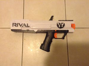 Nerf gun,rival Apollo for Sale in Tustin, CA