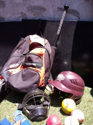 Base ball equipment for Sale in Tampa, FL