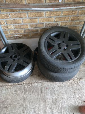 17 inches impala or any Chevy front wheel drive for Sale in LA, US
