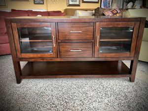 Tv stand solid wood for Sale in Longwood, FL