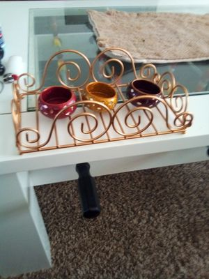 Coffee table center piece for Sale in Abilene, TX