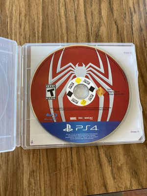 Spiderman PS4 for Sale in Portland, OR