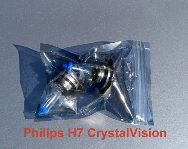 H7 Phillips Crystal Vision