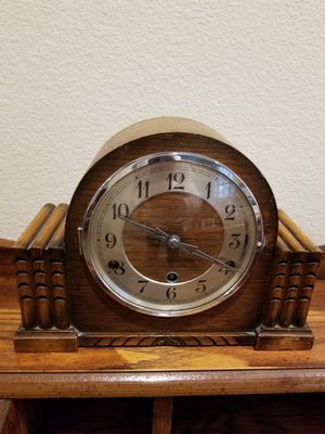 1866 Antique clock with chimes MAKE OFFER for Sale in Vacaville, CA
