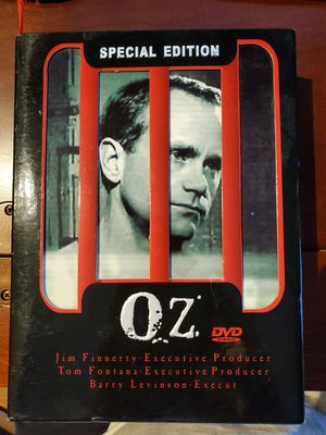 Oz HBO Special Edition Seasons 1-6 23 Disc Box DVD Set for Sale in Monroe, MI