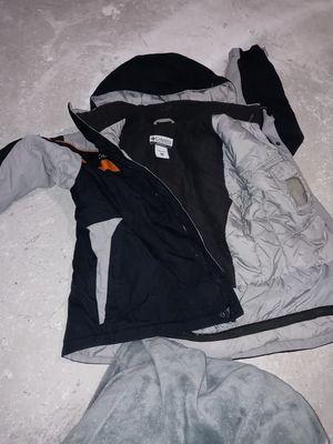 Boys 10/12 Columbia ski snow jacket board jacket for Sale in Roseville, CA