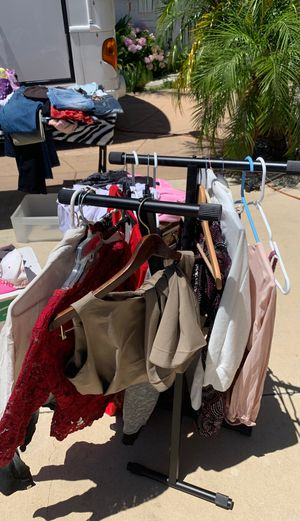 Girls clothing, size 7 to 9 pants, shorts, skirts and dresses for Sale in Fontana, CA
