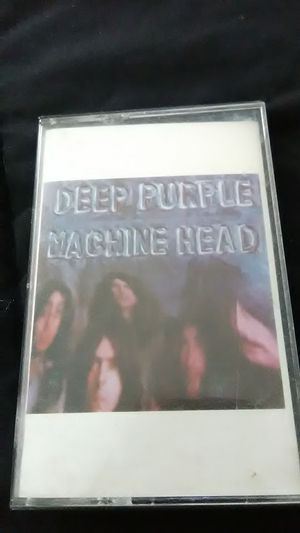 Deep purple machine head for Sale in Auburn, IN