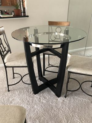 Fashionable and unique dining table for Sale in Fairfax, VA