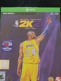 NBA 2K21 on Series X for Sale/Trade for Sale in Los Angeles,  CA
