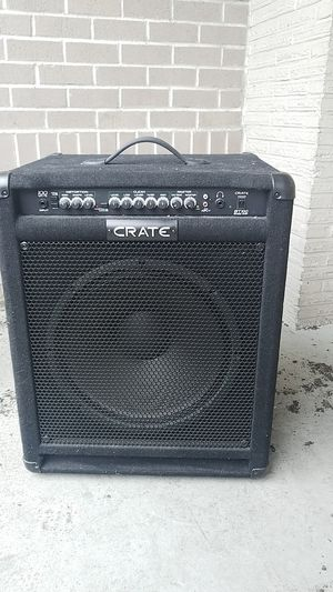 Crate BT100 Bass AMP for Sale in Seattle, WA