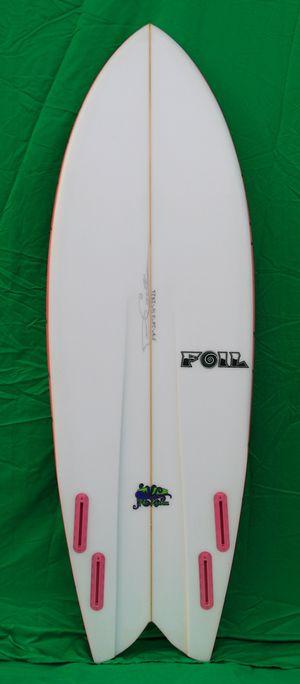 """5'4"""" FOIL """"The Kraken"""" surfboard for Sale in Lutz, FL"""