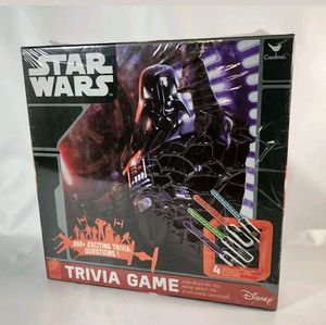 STAR WARS Trivia Game for Sale in Fairfax, VA