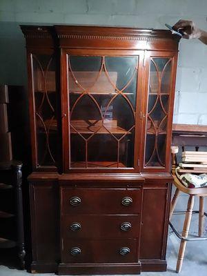 Complete Antique Dining Room Set for Sale in Leesburg, FL