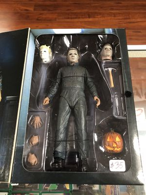 "Ultimate Michael Myers Halloween II NECA Reel Toys 7"" Inch for Sale in La Habra Heights, CA"