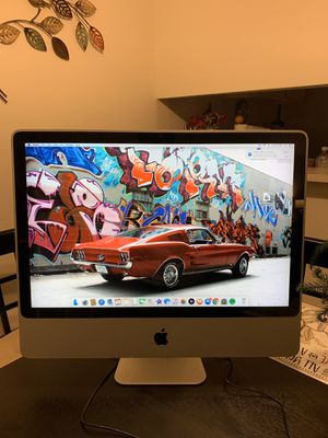 "Apple IMac 24"" for Sale in Downers Grove, IL"