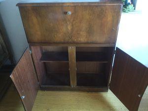 Antique Liquor Cabinet for Sale in Seattle, WA