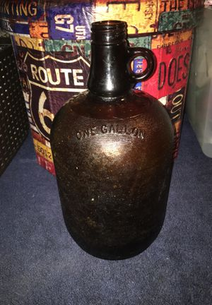 Antique glass bottle for Sale in Taylors, SC