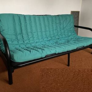 Metal Futon Couch Bed for Sale in South Elgin, IL