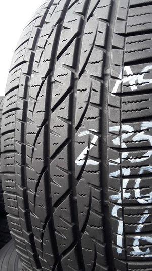 235/70-16 #2 tires for Sale in Alexandria, VA