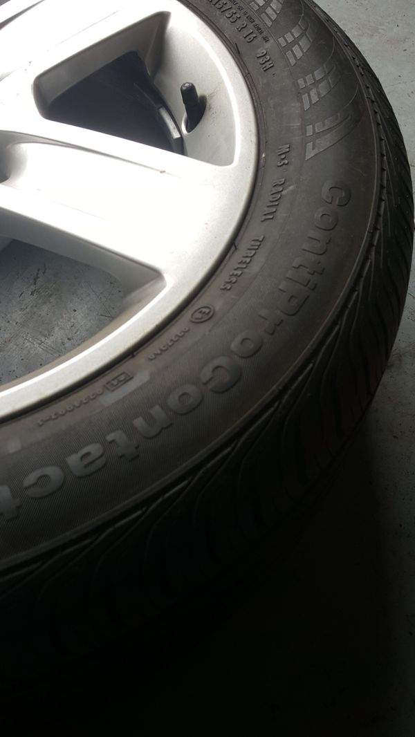 Audi wheel Brand new with new tire