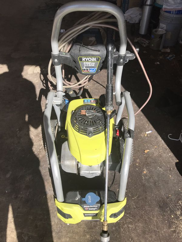 Power washer 3100 psi