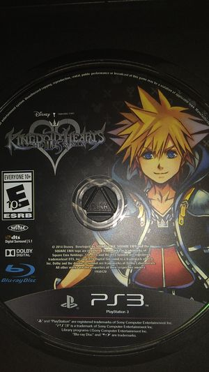 kingdom hearts 2.5 HD remix for Sale in Davenport, FL