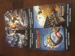 Universal Studios Tickets 4 for Sale in Los Angeles, CA