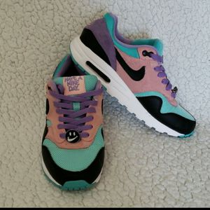 Nike Air Max 1 Shoes Have a Nice Day for Sale in Murfreesboro, TN