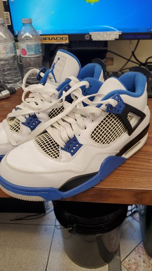 Jordan 4 shoes make offer for Sale in Riverside, CA
